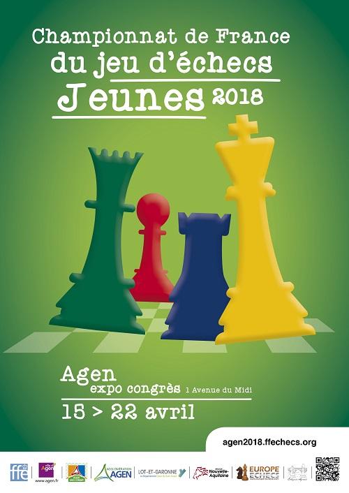 Championnat de France Jeunes 2018 et LOE !