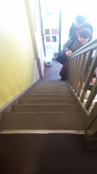 Escalier-ciboulotte