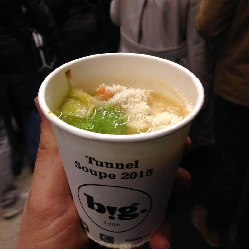 Tunnel du gout 3