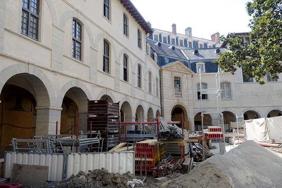 Lyon Hotel Dieu