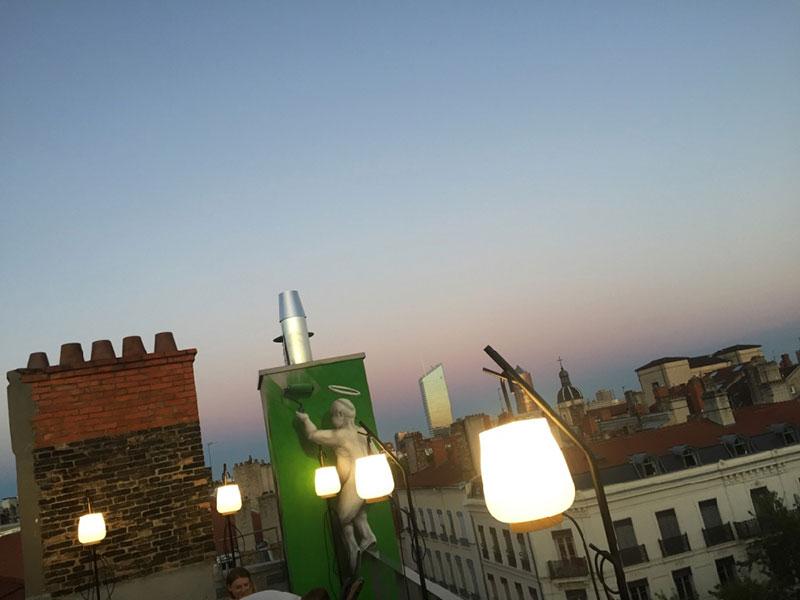 Rooftop Maison No