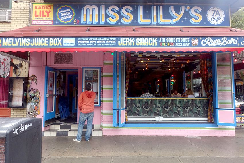 Miss Lily's East Village