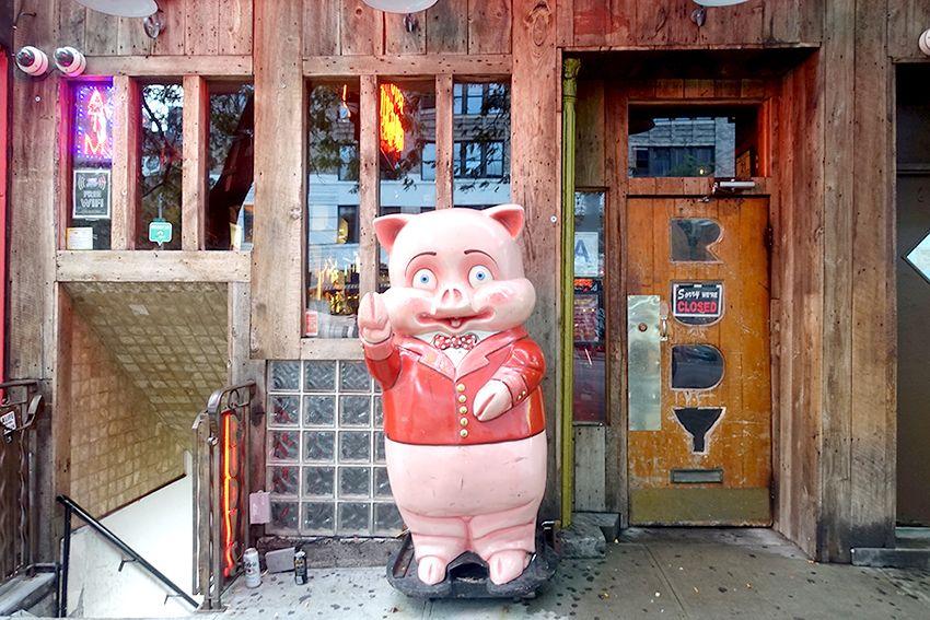 Pub à Hell's Kitchen