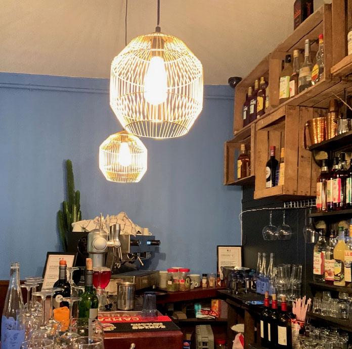 Bar à Houmous Lyon