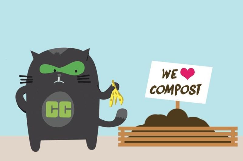 Bac à compost Lyon
