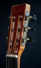CG-19 headstock with Rubner tuners