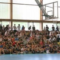 Le site de l'Ufraps a accueilli les phases finales pour la journée de clôture du TP Camp