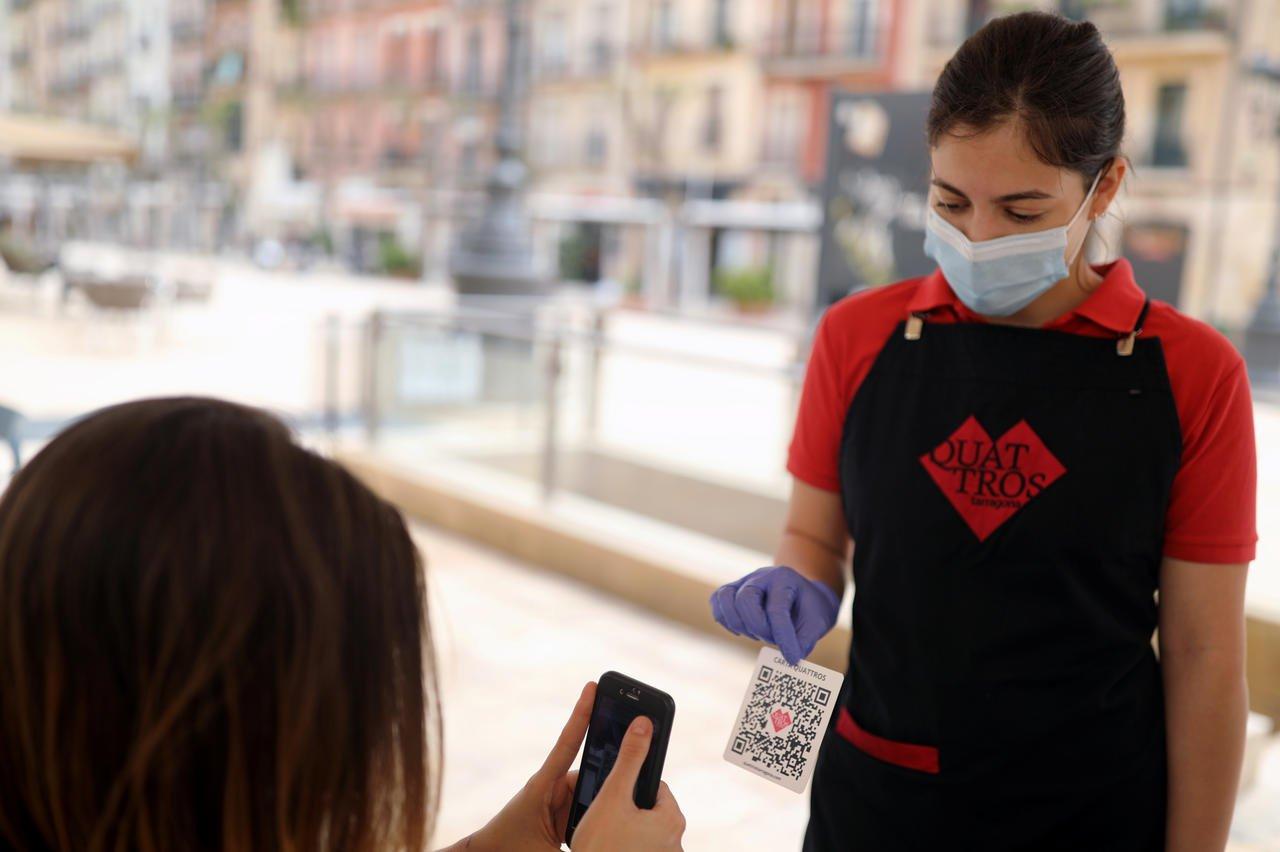 Pourquoi le code QR revient avec la pandémie