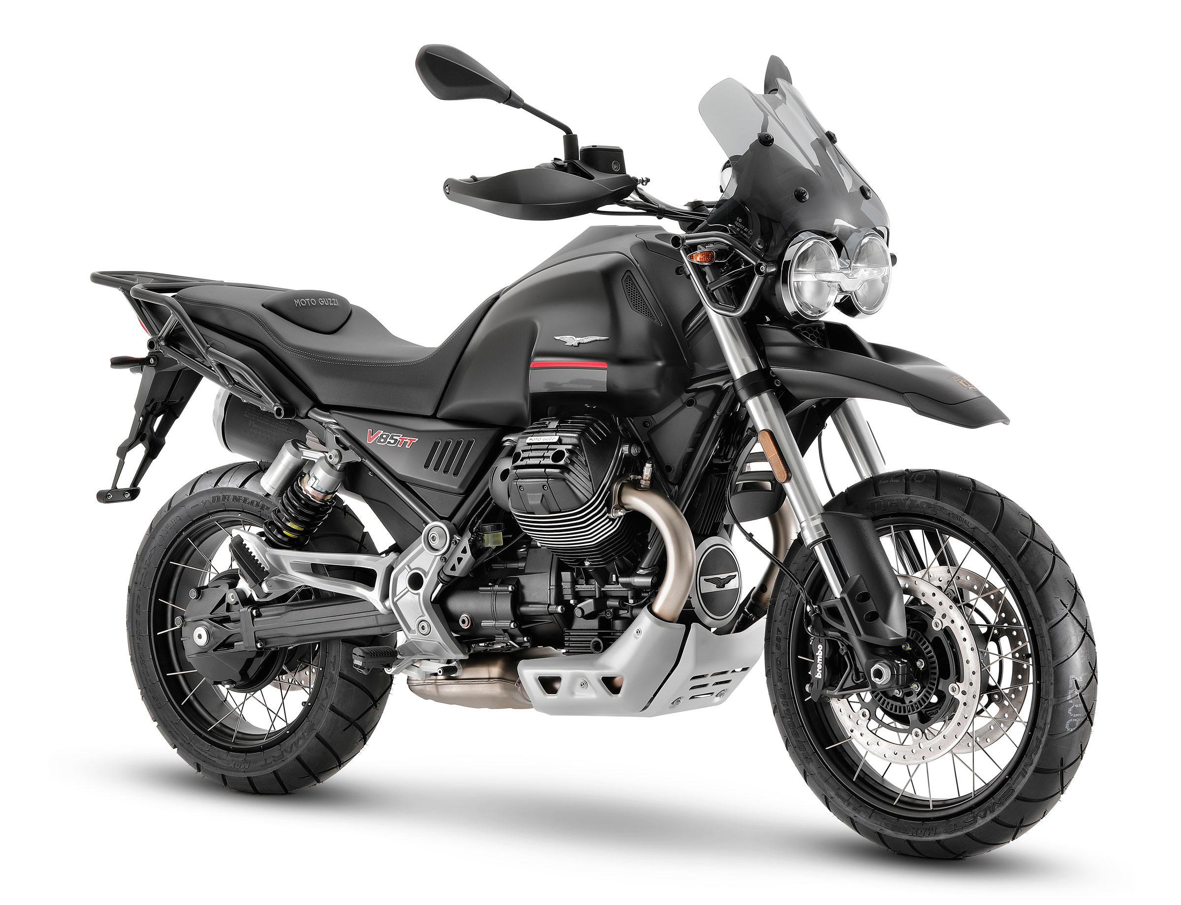 Moto Guzzi fête son siècle avec une mise à jour de la V85 TT – Actu Moto