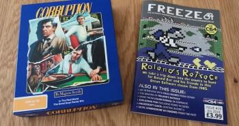 Freeze64 & Corruption