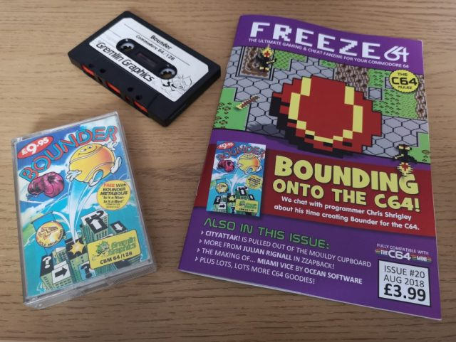 Freeze64 August