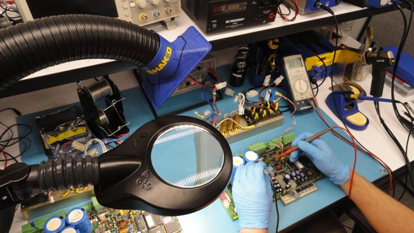 Industrial Electronics Repair Service by LyraTronix