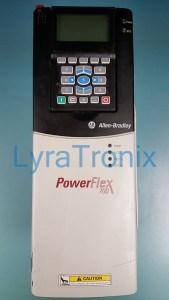 Allen Bradley PowerFlex 700 AC drive repair