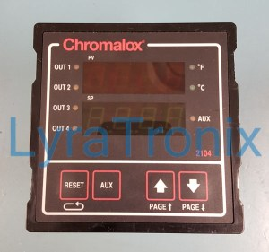 Chromalox 2104 repair