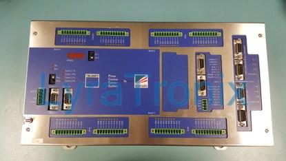 TRUMPF press control safety system repair