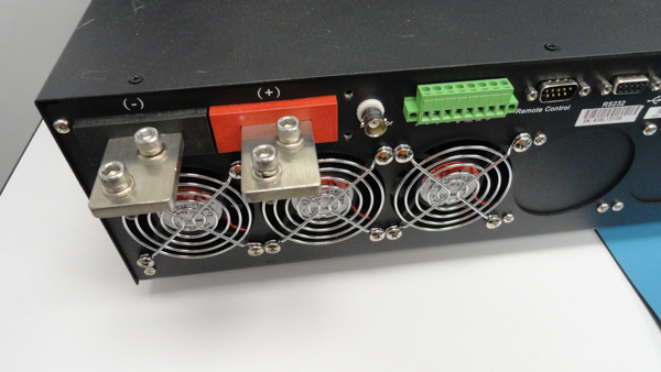 Our power supply repair service includes load testing for quality control purposes.