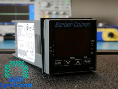 Barber Colman 7SF Temperature Controller
