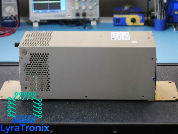 Kaiser 1101503 Power Supply