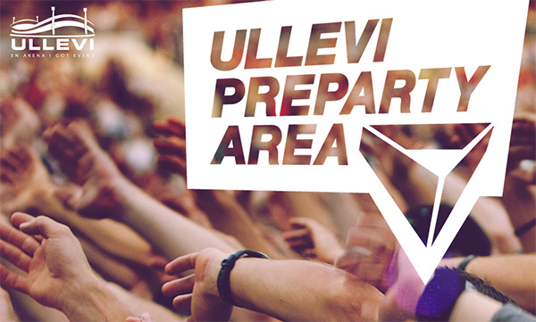 Ullevi Preparty Area in 28 New Single Page Websites