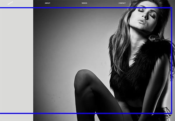 Huppe Studio in 45 Modern Minimal Websites