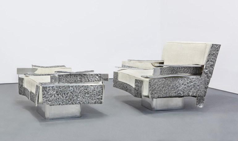 Gaia imprint armchair in Showcase of Creative Furniture Designs