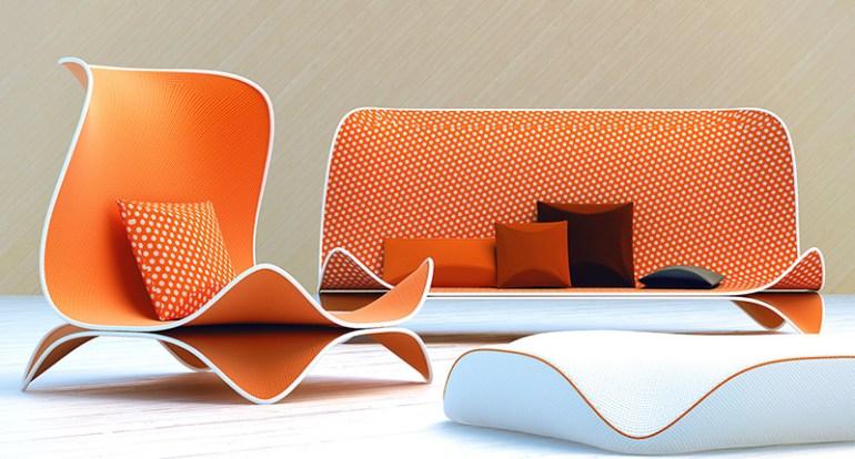 SPIRITs by Dmitry Kozinenko in Showcase of Creative Furniture Designs