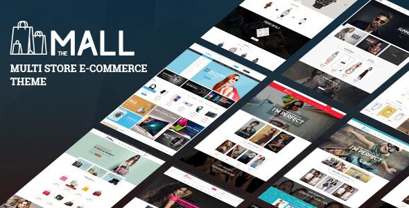 TheMall - Premium WooCommerce Multipurpose Theme