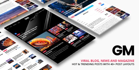 Grand Magazine   News Blog WordPress