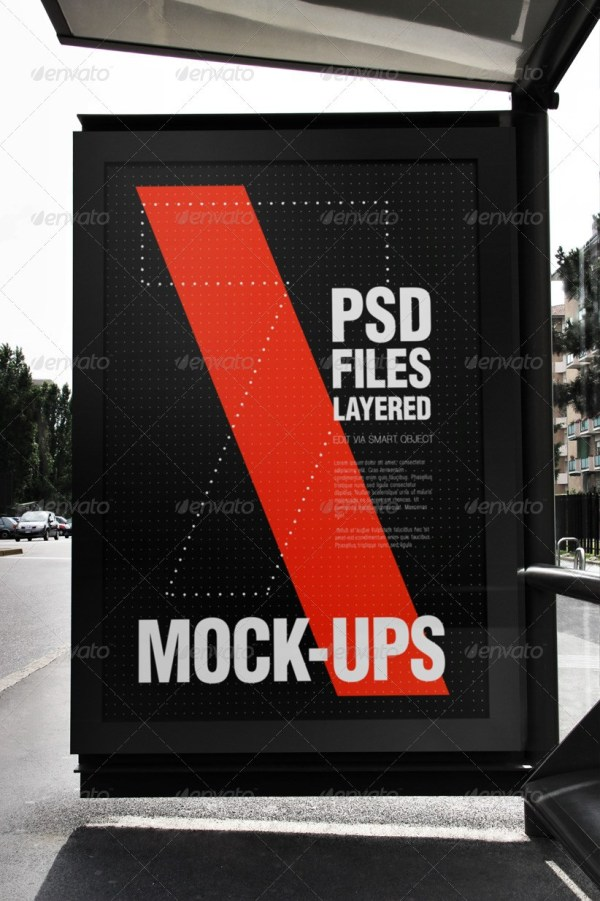 Poster Urban Mockups