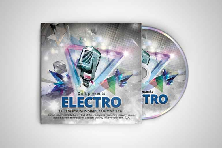 Electro CD Cover
