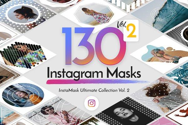 Instagram Masks Vol. 2