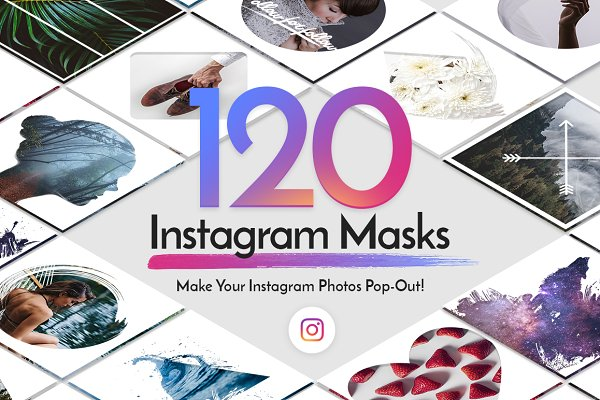 Instagram Masks Vol. 1