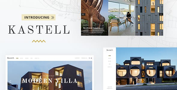 Kastell - A Theme for Single Properties and Apartment Complexes