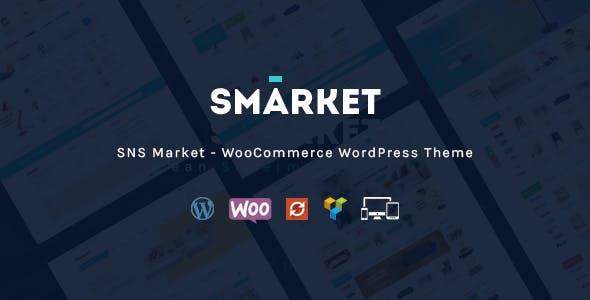 SNS Market - WooCommerce WordPress Theme