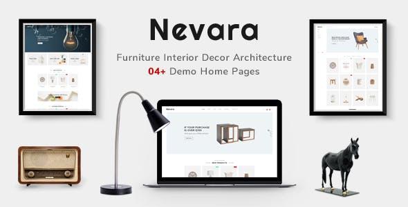 Nevara - Furniture Theme for WooCommerce WordPress