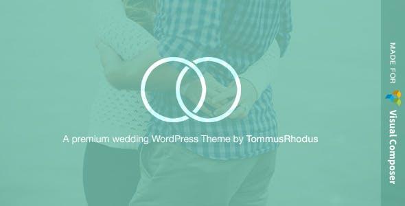 Union - Wedding and Event WordPress Theme
