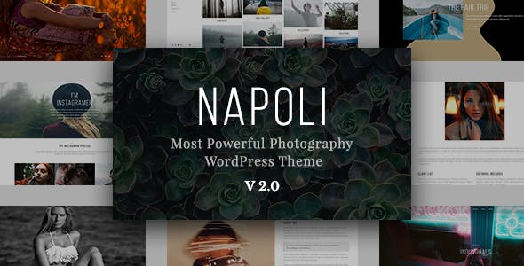 Napoli | Photography WordPress for photography