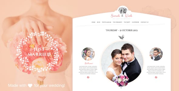 The Wedding Day - Wedding & Wedding Planner