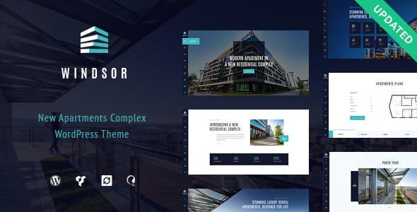 Windsor - Apartment Complex / Single Property Theme