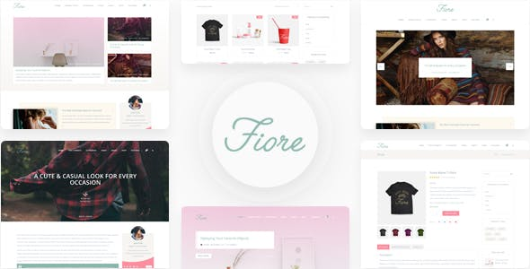 Blog Fiore - News Blog, Personal Blog