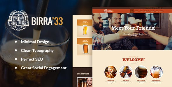 Birra33 - Brewery | Brewpub | Craft Beer Shop