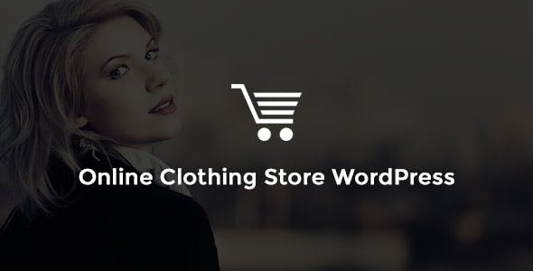 Aha Shop WordPress Theme for Fashion Clothing Store