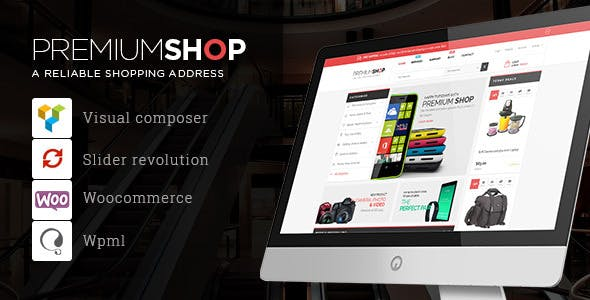 Premiumo - WooCommerce Shopping Theme