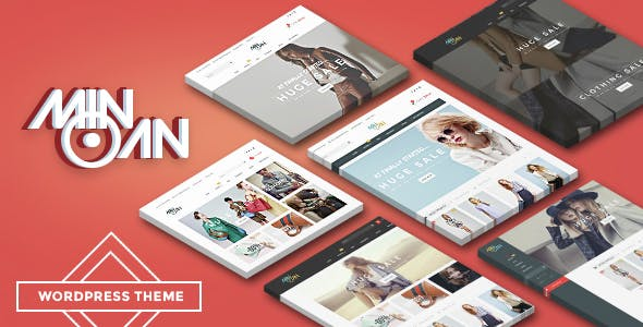 Minoan - Fashion WooCommerce Theme