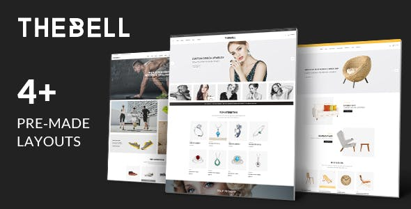 Thebell - Multipurpose Responsive WordPress Theme