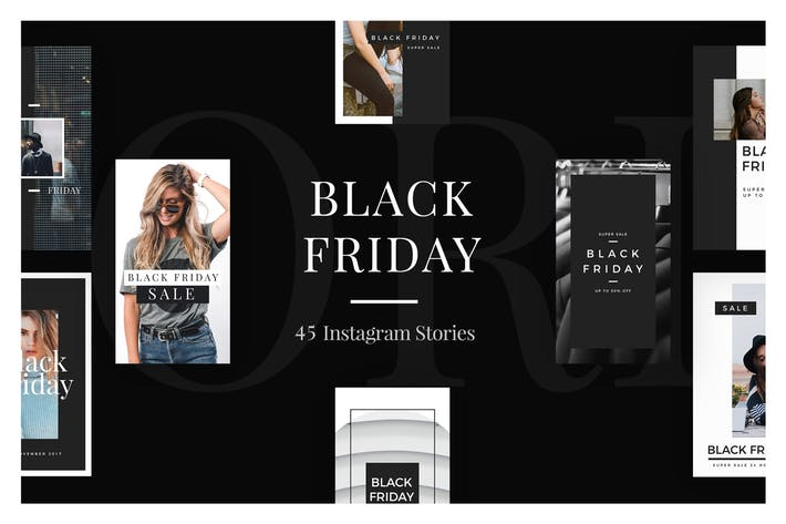 45 Black Friday Instagram Stories