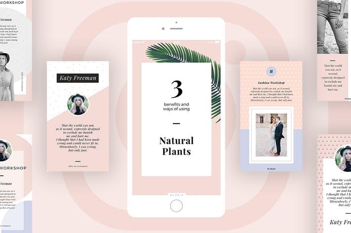 Vela Instagram Stories for Bloggers