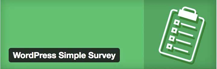 WordPress Simple Survey