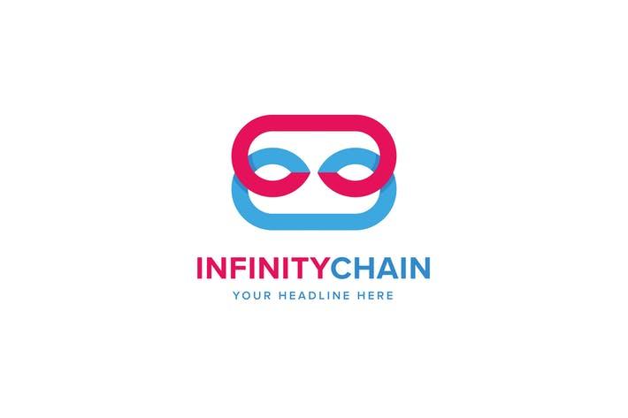 Infinity Chain Logo Template