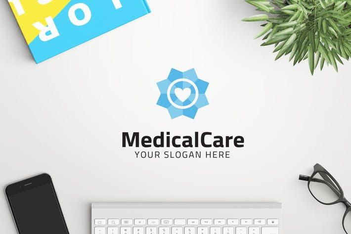 MedicalCare professional logo